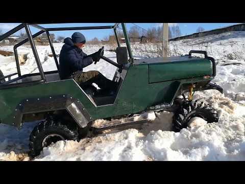 видео: Самоделки  Ofroad RUSSIA полная версия
