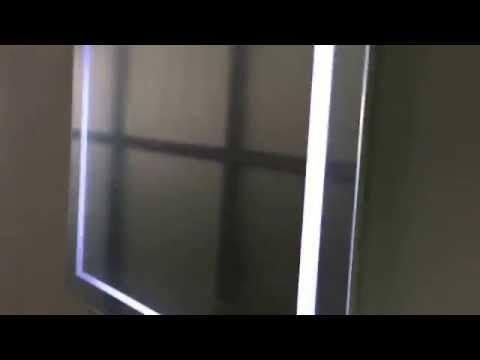 MS 002 Bathroom Music Mirror Speaker,360 degree clear sound deep bass