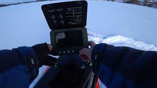 Вот от чего дуреет рыба Рыбалка с камерой МУРЕНА ОБЗОР Реакция рыбы на КУНЖУТ Подводная съемка