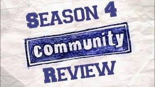 """Community Season 4 Review- Ep.3 """"Conventions of Space and Time"""""""