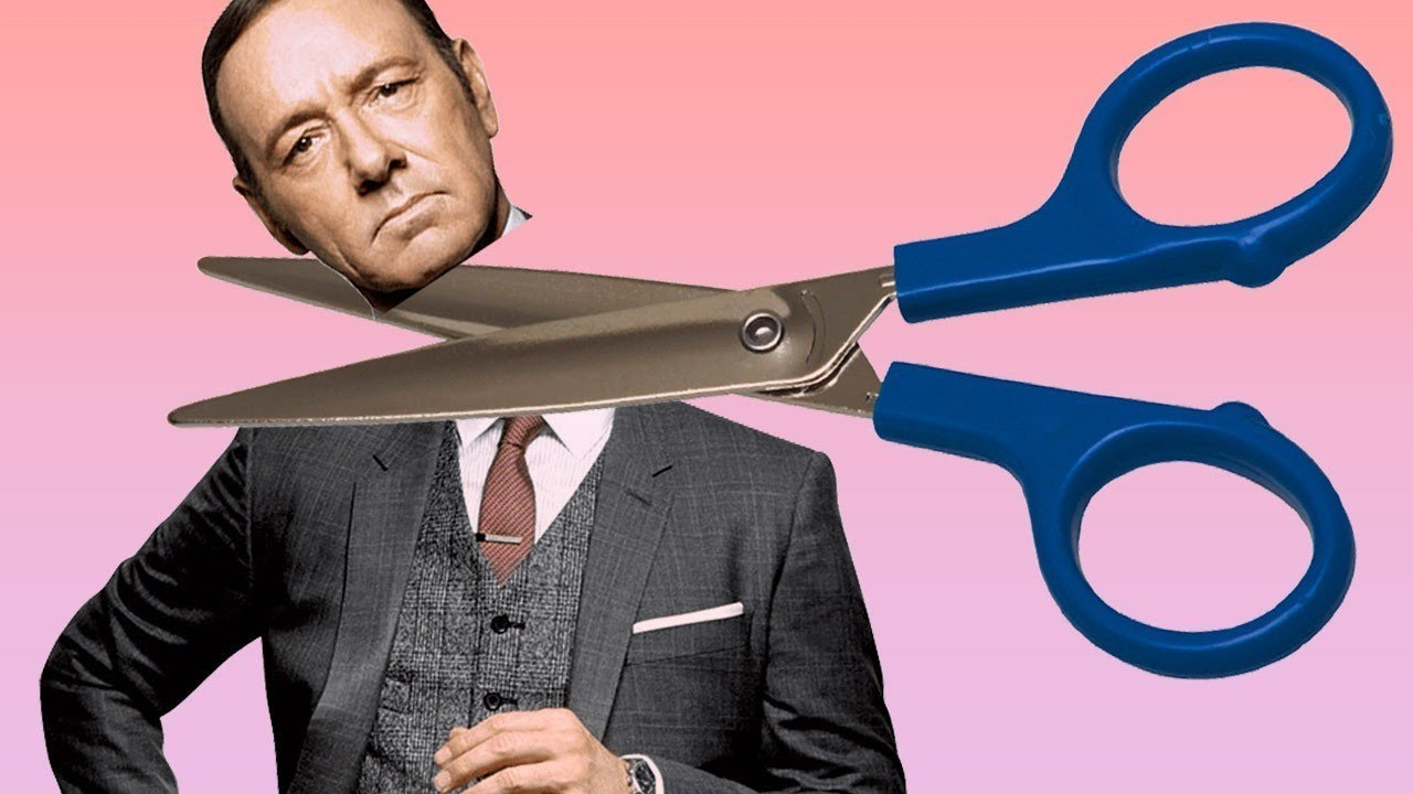 Kevin Spacey's Recasting is Hollywood History in the Making – Up At Noon Live!