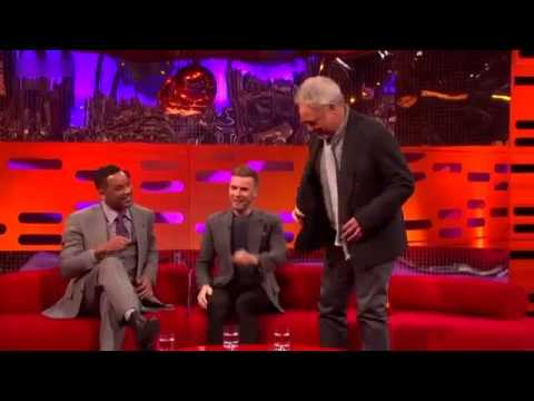 The Graham Norton Show 2012 S11x06 Featuring Sir Tom Jones, Will Smith, Gary Barlow Part 3  YouTube