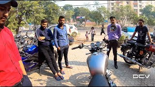Triumph Rider Trying Royal Enfield 650 | What Happened Next?