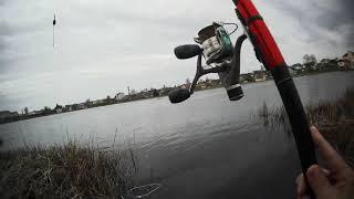 Рыбалка на Пасху озеро Когальное г Глубокое 2 мая 2021 года