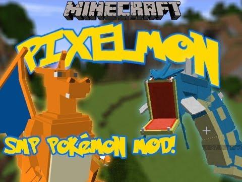 how to put pixelmon on minecraft