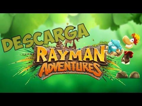 descargar rayman adventures gratis