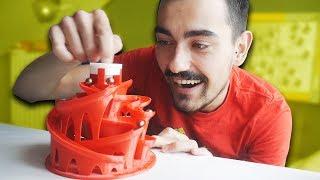 UN OBJET SATISFAISANT IMPRIMÉ EN 3D ! - Marble Machine