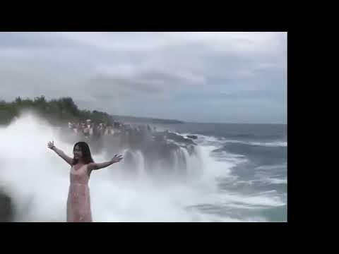 Опасная фотосессия.#Бали
