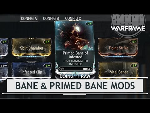 Warframe Primed Bane Mods Worth It | Amtframe org
