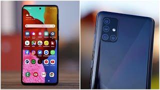 Review: Samsung Galaxy A51 (Deutsch) | SwagTab