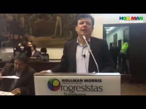 HOLLMAN POR BOGOTÁ: ¡Alerta Bogotanos! Concejo aprobó 6.1 Billones para un Metro SIN ESTUDIOS