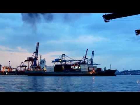 Keelung Port Timelapse