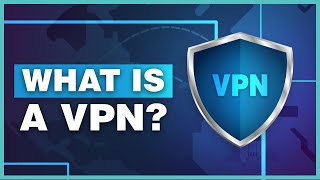 What is a VPN and How Does it Work Video Explainer