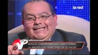 Hijo del Mamo Contreras habló de su padre en MV