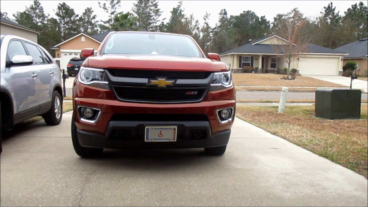 2018 Chevy Colorado Z71 Oil Change V6 Engine Youtube 2015 Gmc Canyon Filter Location