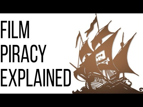 Film piracy explained