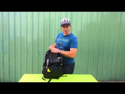 Green Guru Spinner Backpack
