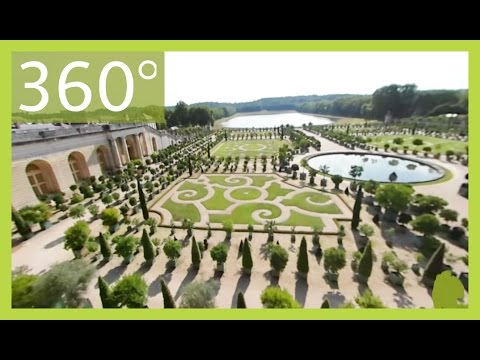 Royal Gardens of Versailles - 360° Virtual Reality VR Tour
