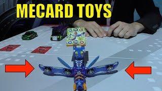 MECARD Mecardimals, Мега Dracha і більше Mecard іграшки 2018