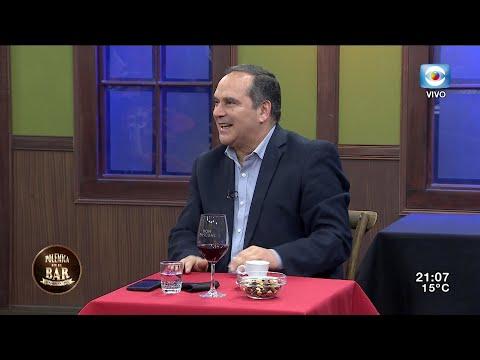 Humberto de Vargas y la Dra. Alejandra Rey