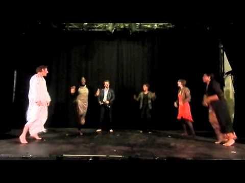 Chantier OEDIPE par la Cie Volubilis: Épisode 1