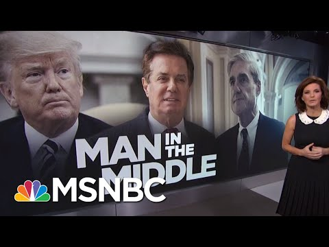 NYT: Paul Manafort's Lawyers Briefed Trump's Team On Mueller Conversations | Velshi & Ruhle | MSNBC Mp3