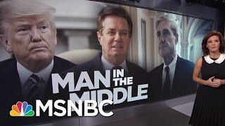 NYT: Paul Manafort's Lawyers Briefed Trump's Team On Mueller Conversations | Velshi & Ruhle | MSNBC