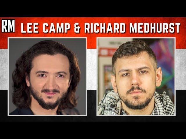 Lee Camp & Richard Medhurst Live