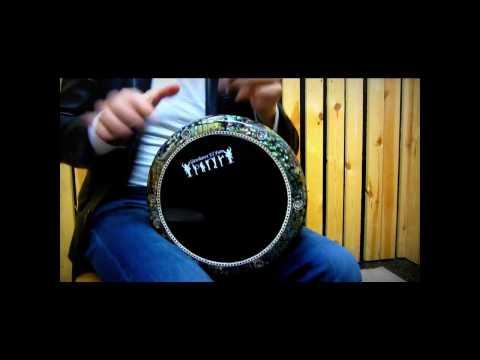 Turkish Darbuka Rhythms - Aksak Semai 10/8
