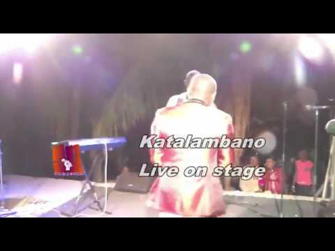 Katalombano Live on stage CAF First Edition 2017