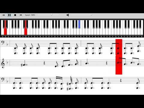 One Republic - Love Runs Out Piano Sheet Music Tutorial