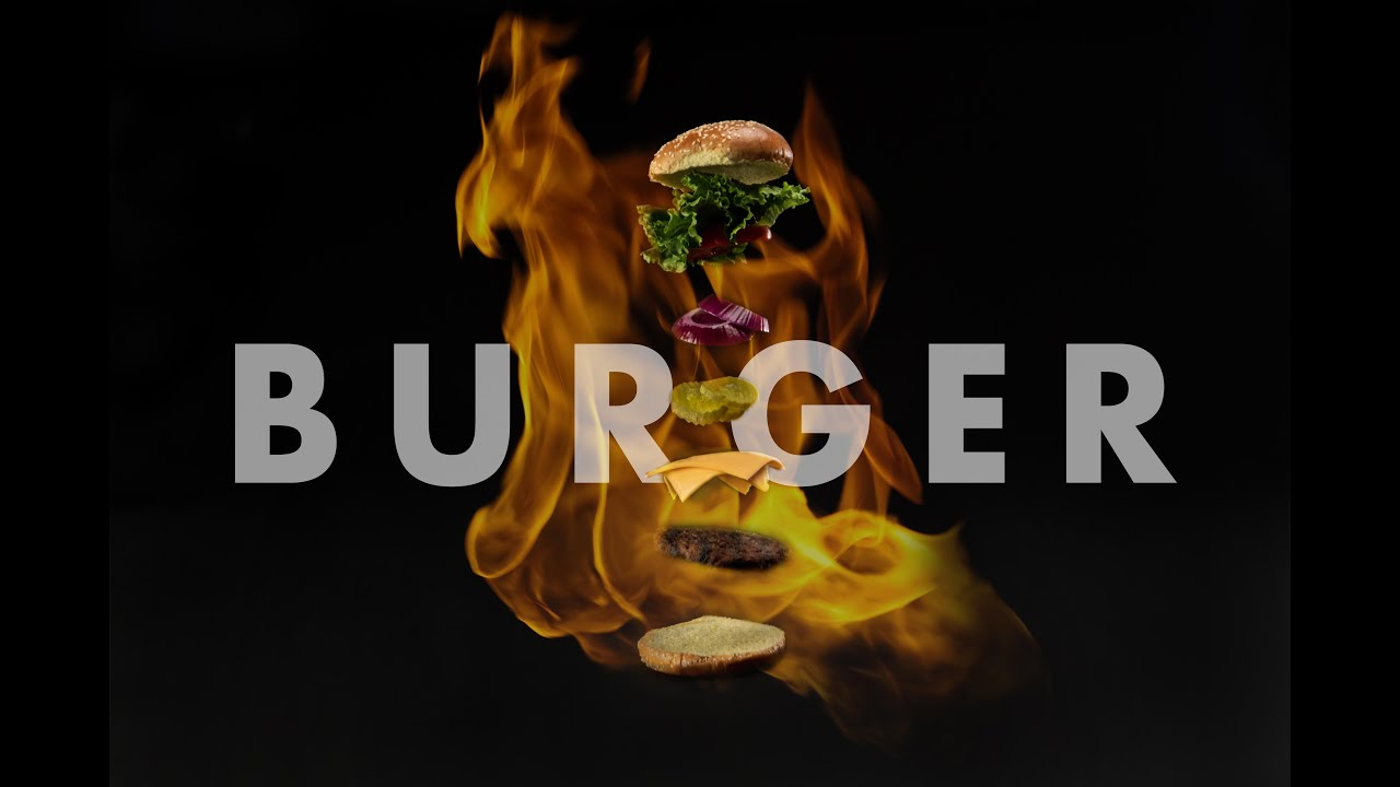 How to Create Every Famous Fast Food Burger Commercial [Tutorial]