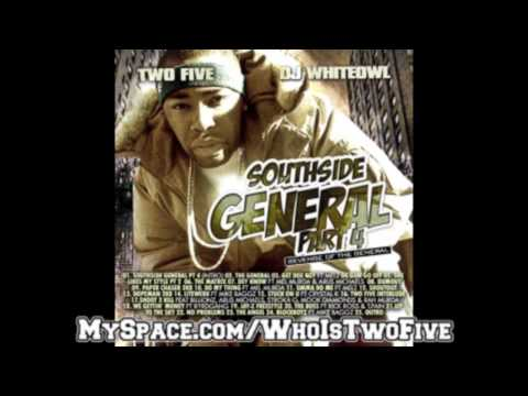 Two Five - We Gettin Money ft Byrdgang [ HOT - CDQ - DIRTY ] (Southside General Mixtape Part 4)