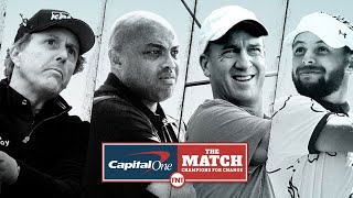 Capital One's The Match: Champions For Change - Best Moments & Highlights