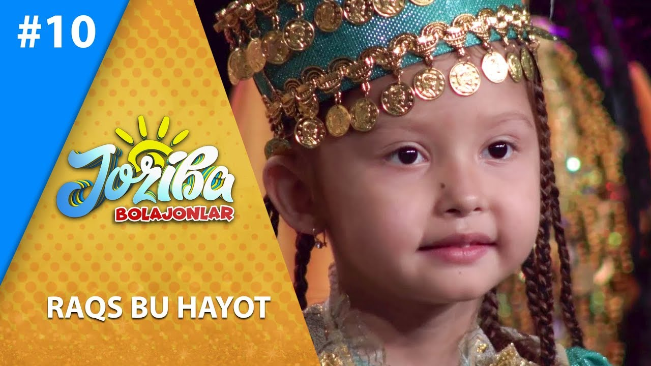 Joziba 10-son Raqs bu hayot (29.06.2019)