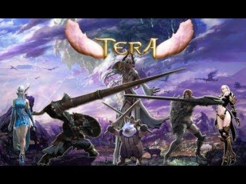 Тера онлайн как быстро установить игру Tera Online