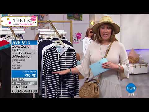 HSN | The Birthday List with Colleen Lopez . http://bit.ly/2LaUYjm