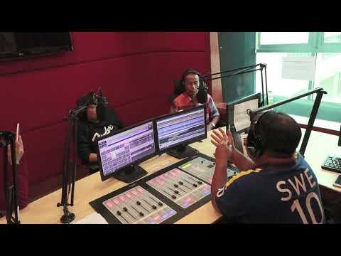 Sebalik Tabir rakaman Wokyoh Samad Said di Radio Manis FM