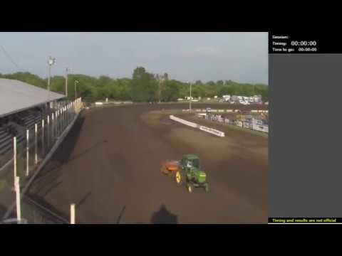 July 18, 2017 - Lyon County Fair Races (Randy Droescher Memorial)