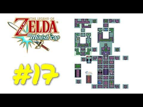 Le château des ténèbres (Zelda The Minish Cap #17)