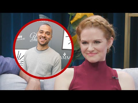 Sarah Drew Reflects on 'Incredible' Friendship With Jesse Williams Exclusive