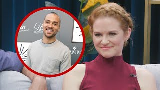 Sarah Drew Reflects on 'Incredible' Friendship With Jesse Williams (Exclusive)