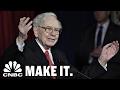 How Warren Buffett Overcame His Fear Of Public Speaking | CNBC Make It.