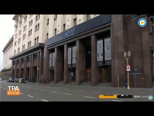 Moratoria 2020 AFIP - Enac en la TV Pública