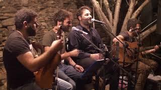 "Greece/Ελλάδα | Ικαρία/Ikaria - Music group ""Zevkalides"" (Ζευκαλιδες), Tsifteteli at Exo Plagia 2018"