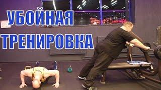 Ученик похудел на 40 кг! Пример тренировки на выносливость по Селуянову