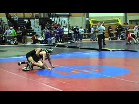 Matt Garcia (Central) vs 5 Ben Marshall (Boston Latin High School-MA)