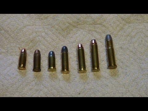 32 Caliber Ammo Comparison