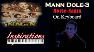 Nagin man dole -3 on keyboard