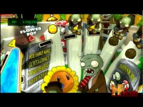 Mesa plants vs zombies paseo youtube for Cuartos decorados de plants vs zombies